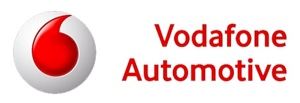 Vodafone Automotive formerly Cobratrak Logo