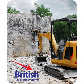 British Tracking Systems Plant Tracker
