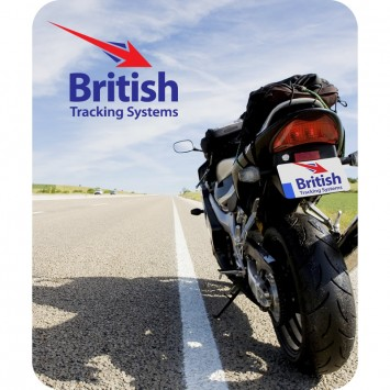 British Tracking Systems Motorcycle & Quad Bike Tracker
