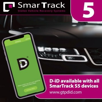 SmarTrack 5 with D-iD™
