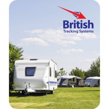 British Tracking Systems Caravan Tracker