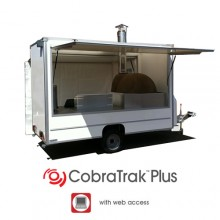 CobraTrak Plus With Web Access (Catering Trailer Tracker)