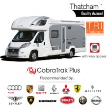 CobraTrak Plus Motorhome With Web Access