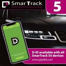 SmarTrack S5 with D-iD™