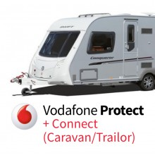 Vodafone Protect + Connect (Caravan / Trailer)