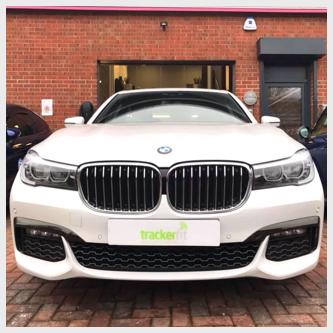 BMW Trackers