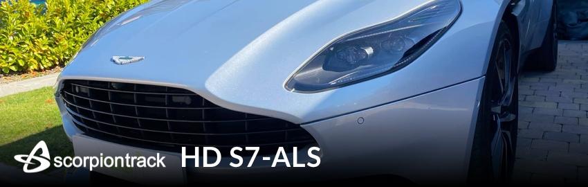 ScorpionTrack HD S7-ALS Stolen Vehicle Tracker
