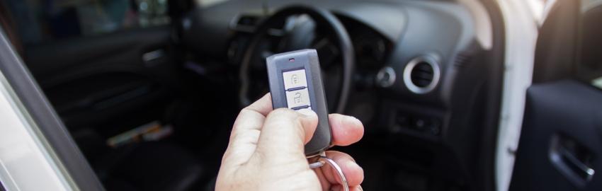 How does keyless car theft work?