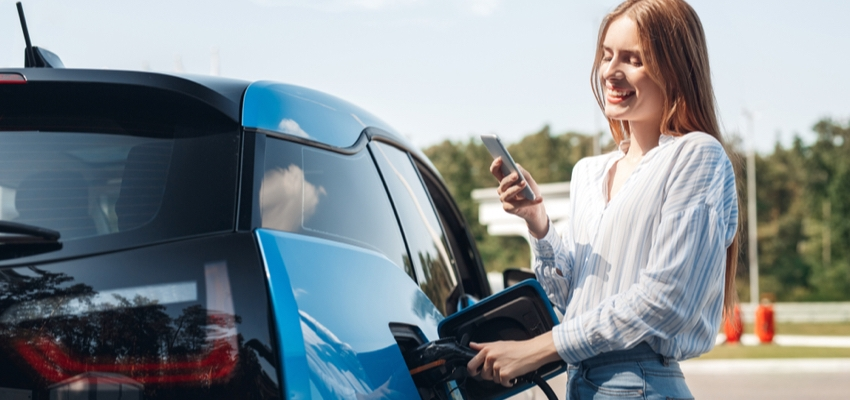 GPS trackers for electric cars