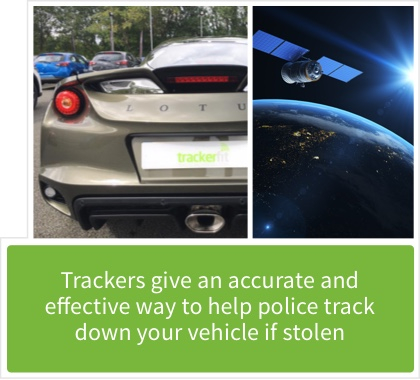GPS vehicle trackers - the basics