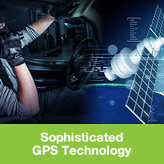 gps technology graphic
