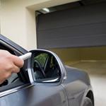 Secure car park or garage