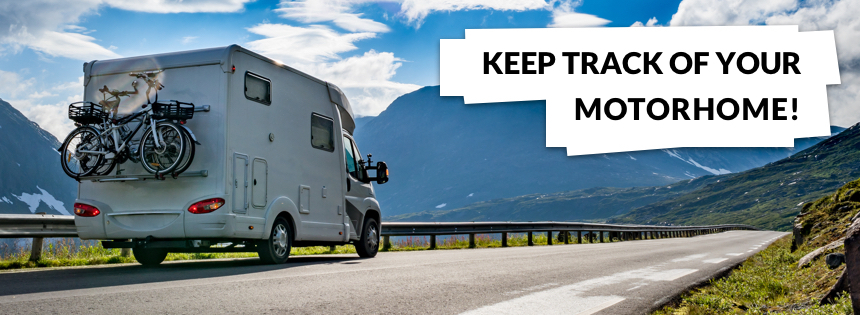 Keep Track of your motorhome