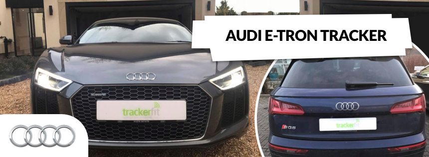 Audi e-tron Tracker