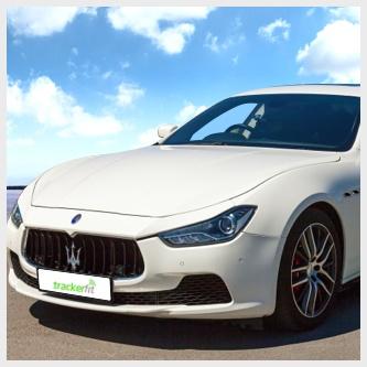 Maserati Trackers