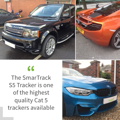 S5 GPS Trackers