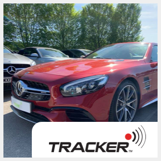 Tracker Retrieve Graphic