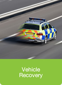 A car tracker can help police with the recovery of your stolen vehicle