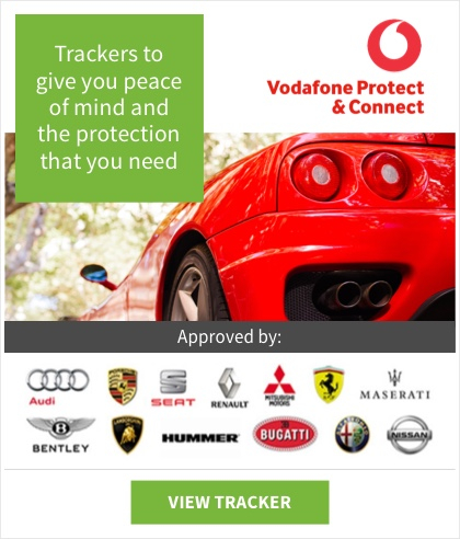 Trackers Spotlight: Vodafone Protect + Connect 5