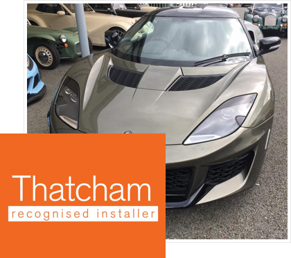 Why Choose a Thatcham Approved Car Tracker?