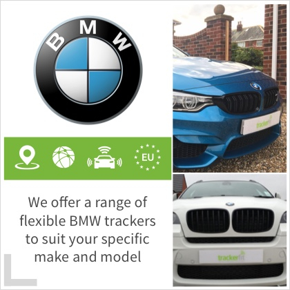 We offer a range of flexible BMW trackers to suit your specific make and model