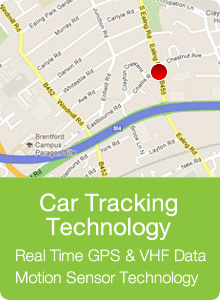 Commercial Vehicle Monitoring