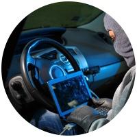 car hacking graphic