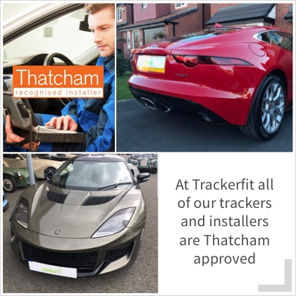 At trackerfit all of our trackers and installers are thatcham approved