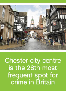 Car Trackers in Chester