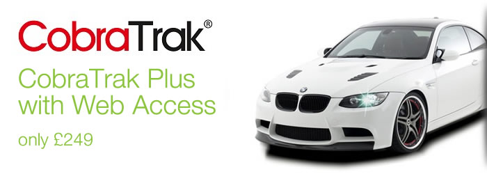 CobraTrak Plus with Web Access