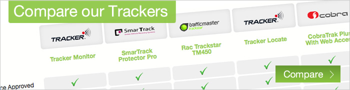 Compare trackers at Tracker Fit
