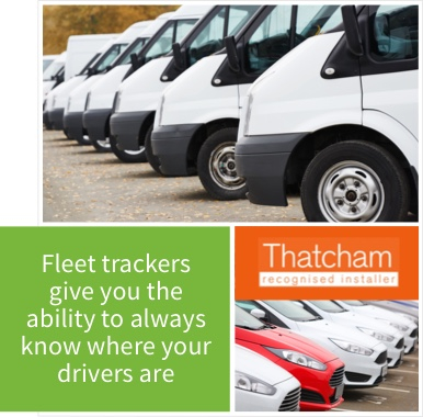 Vehicle tracking solutions for the UK
