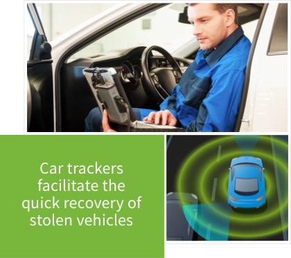 Car Trackers Facilitate the Quick Recovery of Stolen Vehicles