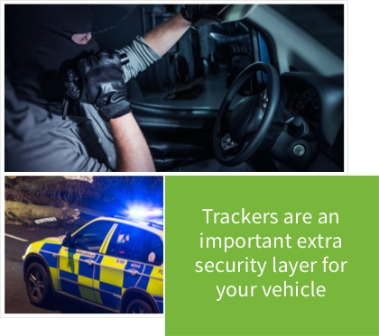 Insurance Approved Car Trackers