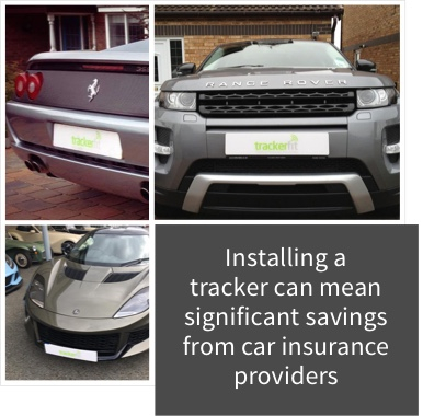 Fight back with a car tracker
