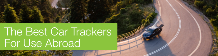 The Best Car Trackers For Use Abroad