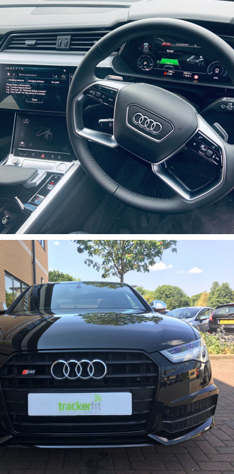 Are there more benefits to retro fitting Audi e-tron trackers?