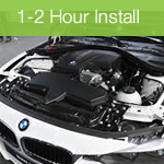Car tracker installation takes 1-2 hours