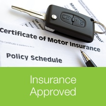 insurance approved graphic