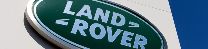 land rover sign image