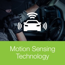 motion sensing graphic
