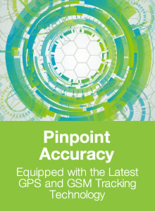pinpoint accuracy graphic