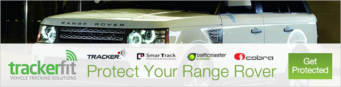 Protect Your Range Rover today, Get Protected
