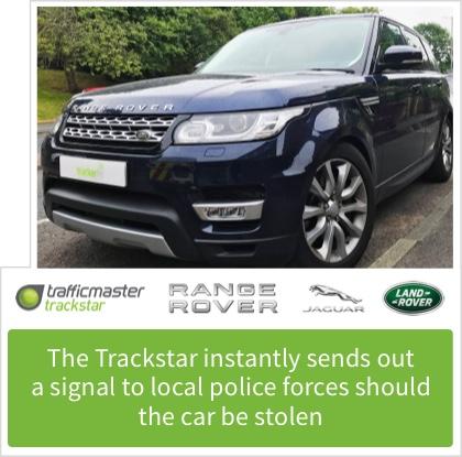 Traffic Master Trackstar