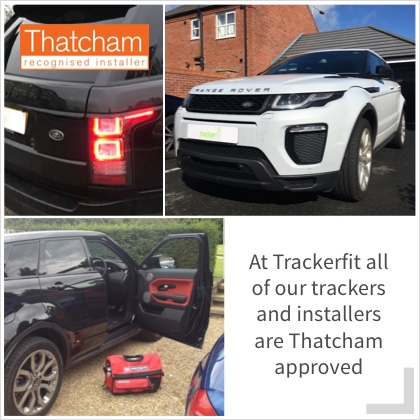 At trackerfit all of our trackers and installers are thatcham aprroved