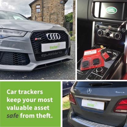 Car trackers keep your most valuable asset safe from theft