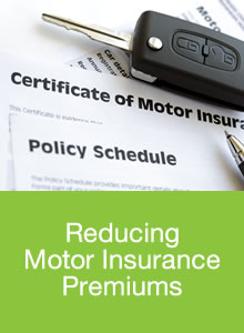reducing motor insurance premiums