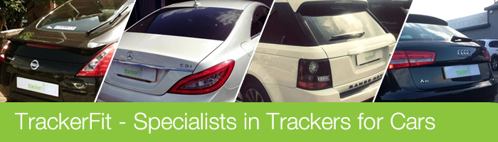 Specialists in Car Trackers