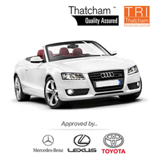 Thatcham approve car trackers approved by Mercedes Benz, Lexus and Toyota