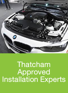 Thatcham approved suppliers - Tracker Fit